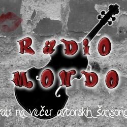 Plakat Radio Mondo