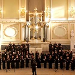 Tour Choir 2012