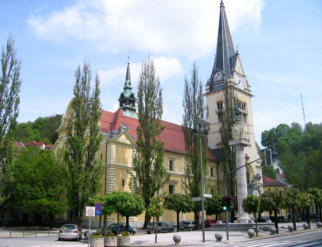 SentjakobskaCerkev-Ljubljana