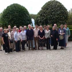 0 choir in palazzo piccolomini garden