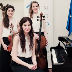 Reverie trio, koncert v spomin Priožu Lorenzu