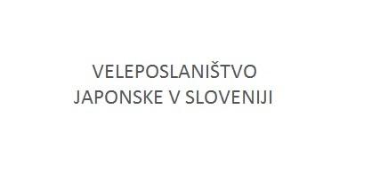 Veleposlaništvo Japonske v Sloveniji