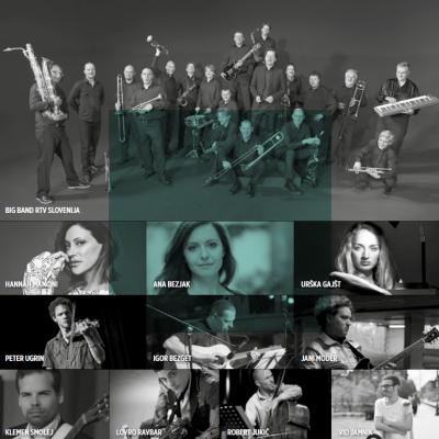 Big band RTV Slovenija s solisti