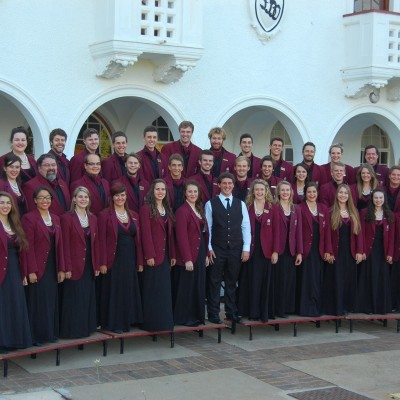 PUK choir kvadratna fotka