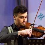 Domen Lorenz, violina
